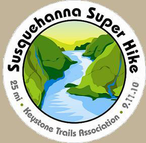 Susquehanna Super Hike